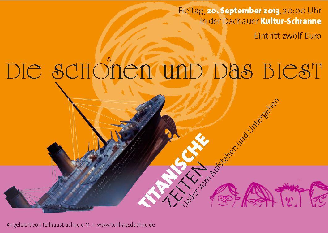 Titanische Zeiten 2013